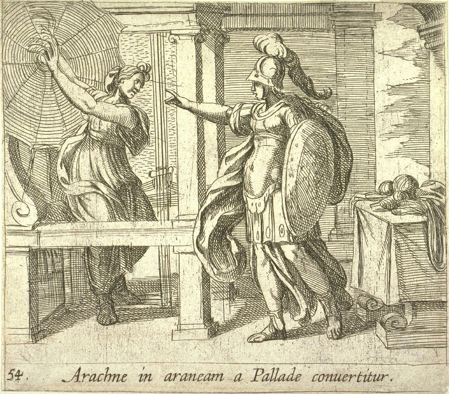 Athena greek goddess powers